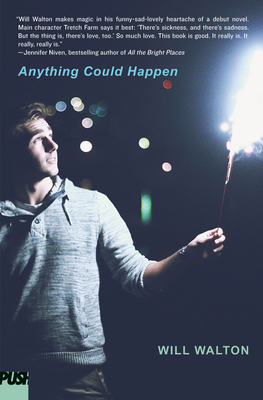 Anything Could Happen Cover Image