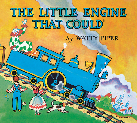The Little Engine That Could: A Mini Edition Cover Image