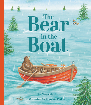 The Bear in the Boat Cover Image