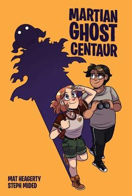 Cover for Martian Ghost Centaur