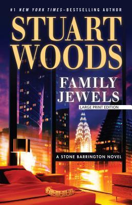 Family Jewels (Stone Barrington Novels #37) Cover Image