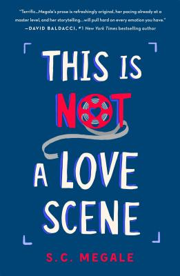 This Is Not a Love Scene: A Novel Cover Image