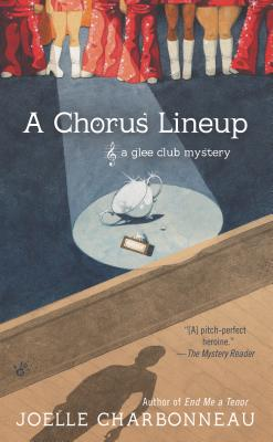 A Chorus Lineup (A Glee Club Mystery #3) Cover Image