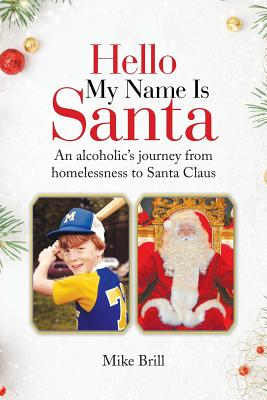 hello my name is santa cover image