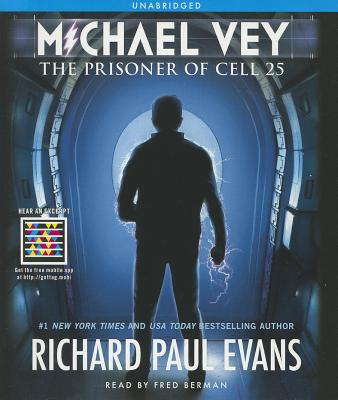 Michael Vey: The Prisoner of Cell 25 Cover Image