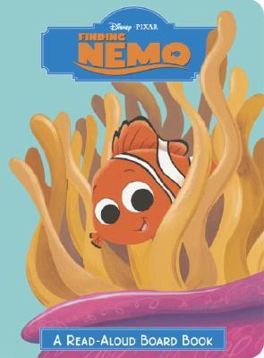 Finding Nemo (Disney/Pixar Finding Nemo) (Read-Aloud Board Book) Cover Image
