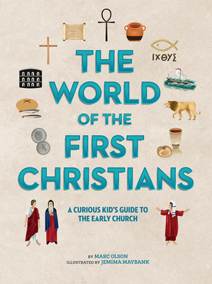 Cover for The World of the First Christians