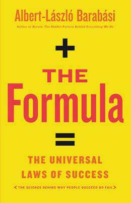 The Formula: The Universal Laws of Success Cover Image