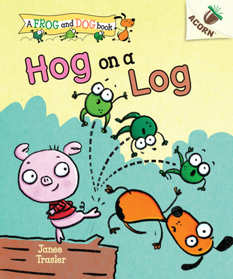 Cover for Hog on a Log