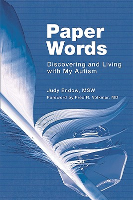Paper Words: Discovering and Living with My Autism Cover Image