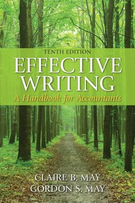 Effective Writing: A Handbook for Accountants Cover Image
