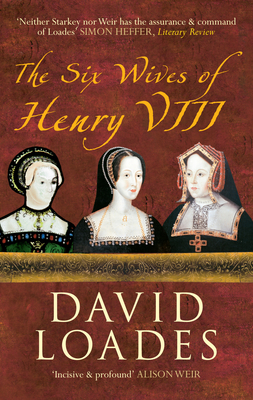 The Six Wives of Henry VIII Cover