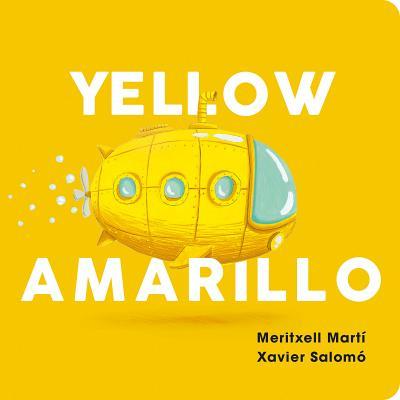 Yellow/Amarillo Cover Image