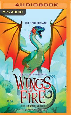 The Hidden Kingdom (Wings of Fire #3) Cover Image