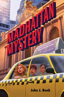 Madhattan Mystery Cover