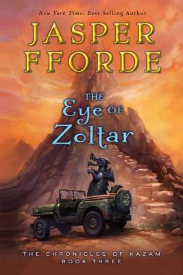 The Eye of Zoltar (The Chronicles of Kazam) Cover Image