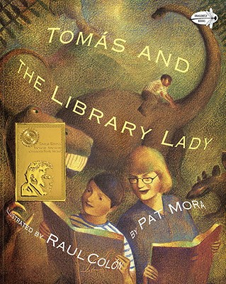 Tomas and the Library Lady Cover