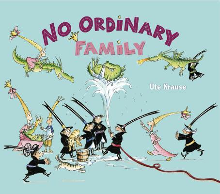 No Ordinary Family Cover Image