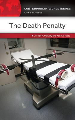 The Death Penalty: A Reference Handbook (Contemporary World Issues) Cover Image