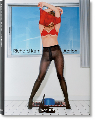 Richard Kern, Action [With DVD] Cover Image