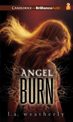 Angel Burn Cover