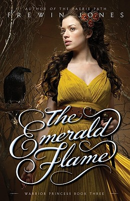 The Emerald Flame Cover