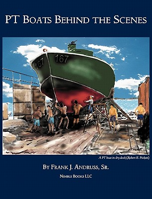 PT Boats Behind the Scenes Cover Image