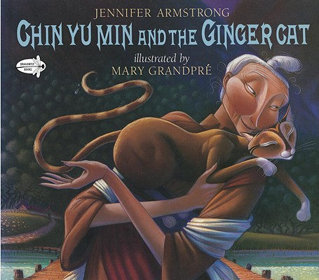 Chin Yu Min and the Ginger Cat Cover