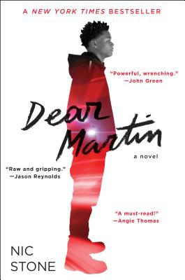 Cover for Dear Martin