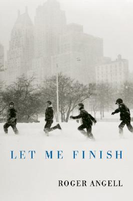 Let Me Finish Cover