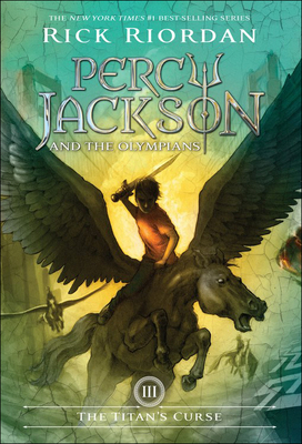 The Titan's Curse (Percy Jackson & the Olympians) Cover Image