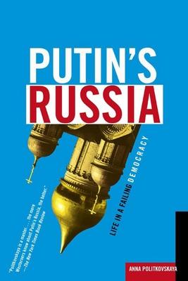 Putin's Russia Cover