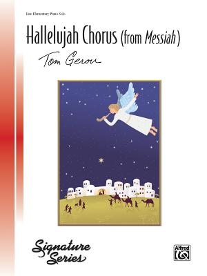 Hallelujah Chorus (from Messiah): From Messiah, Sheet Cover Image