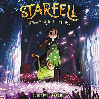 Starfell: Willow Moss & the Lost Day Cover Image