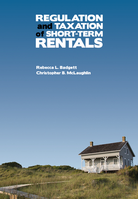 Regulation and Taxation of Short-Term Rentals Cover Image