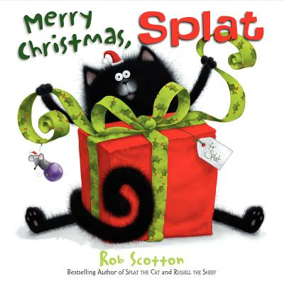 Merry Christmas, Splat Cover
