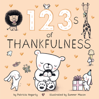 123s of Thankfulness Cover Image