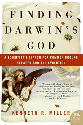 Finding Darwin's God Cover