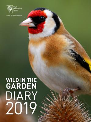 Royal Horticultural Society Wild in the Garden Diary 2019 Cover Image