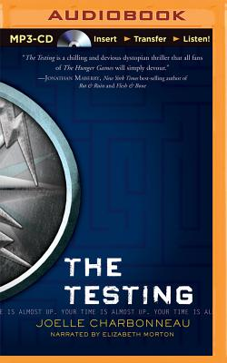 The Testing (Testing Trilogy #1) Cover Image