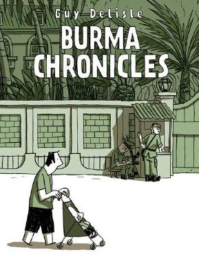 Burma Chronicles Cover