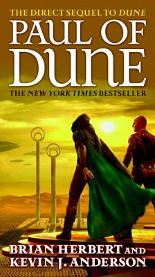 Paul of Dune: Book One of the Heroes of Dune Cover Image