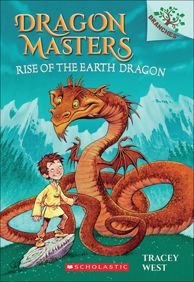 Rise of the Earth Dragon (Dragon Masters #1) Cover Image