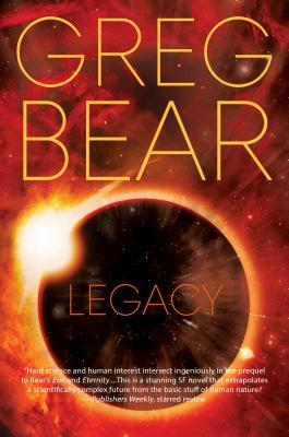 Legacy: A Novel (Eon #3) Cover Image