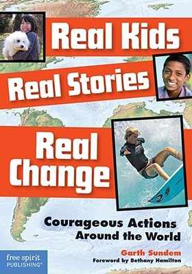Real Kids, Real Stories, Real Change Cover