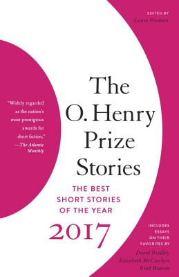 The O. Henry Prize Stories 2017 Cover Image