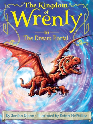 The Dream Portal (The Kingdom of Wrenly #16) Cover Image