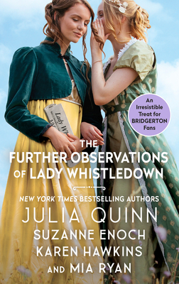 The Further Observations of Lady Whistledown Cover Image
