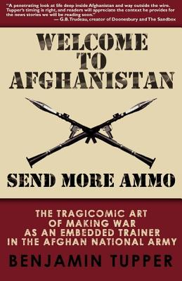 Welcome to Afghanistan Cover