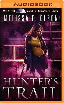 Hunter's Trail (Scarlett Bernard Novel #3) Cover Image